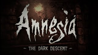 IS ANYBODY THERE?? Ep.1|Amnesia: The Dark Decent
