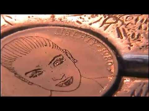 Kim Kardashian Coin Portrait