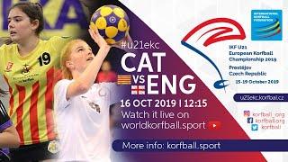 IKF U21 EKC 2019 CAT - ENG