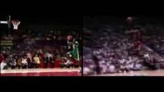 Jordan XXI Spot + Original Jordan Moves