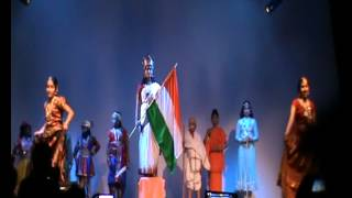 nenu na desam,patriotic song