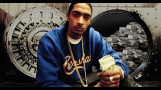 Nipsey Hussle Shows $$$$ Millions He Made being Independent Artist for Motivation, How to Be Indie