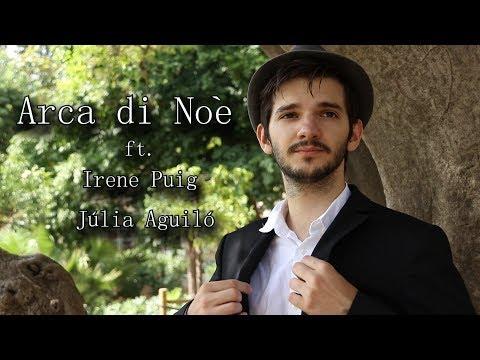Arca di Noè - Mannarino Cover ft. Irene Puig & Júlia Aguiló