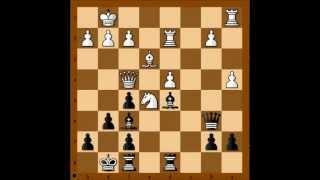 Caro Kann, Panov - Botvinik Attack: Kamsky vs Karpov - Elista 1996