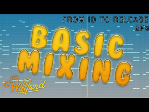 From ID to Release EP3: How to mix leads, chords and bass
