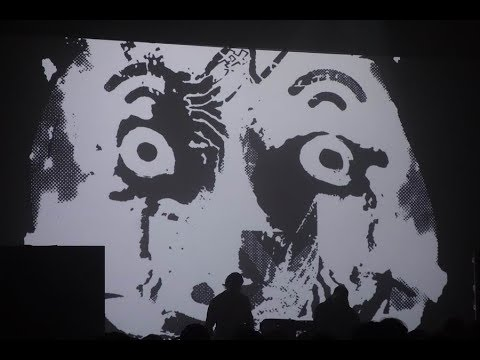 Amnesia Scanner @ Lunchmeat Festival National Gallery Prague 2018 Mp3