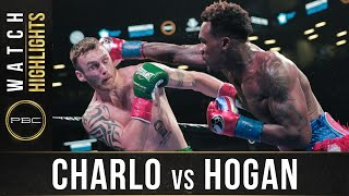 Charlo vs Hogan HIGHLIGHTS: December 7, 2019 | PBC on SHOWTIME