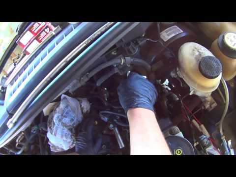 How to replace Ford 5.4 spark plugs WITHOUT BREAKING THEM