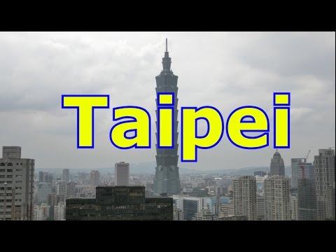 Taipei Vlog