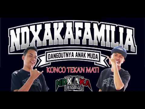 KONCO TEKAN MATI - NDX A.K.A FAMILIA - Official Lyric Video
