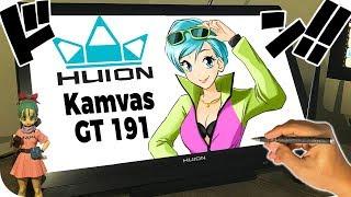 ¡¡NECESITAS ESTO PARA DIBUJO DIGITAL!! - Huion Kamvas GT-191 | Why So Gurin