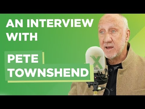 The Who's Pete Townshend Compares the Gallaghers' Solo Music | FULL Interview | Radio X
