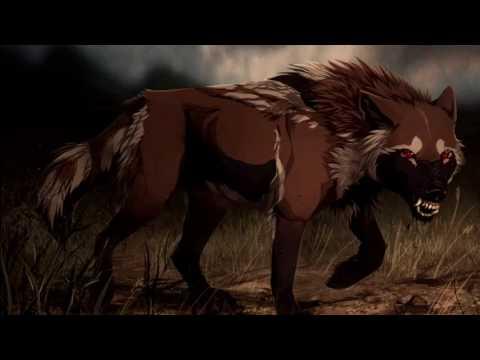 Sad Anime Wolf Song: Battlefield