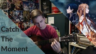Sword Art Online Ordinal Scale - Catch The Moment (Fingerstyle Guitar Cover) Resimi