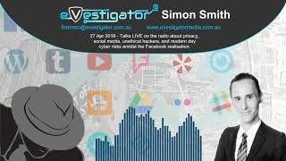 ABC Interview with Simon Smith talking Consumer Privacy, Hackers and Social Media