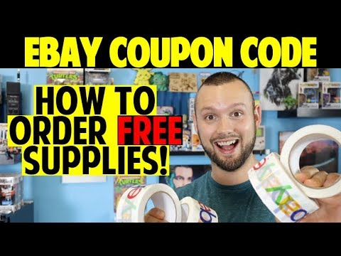 How To Use EBay Coupon Code For Free Supplies | Step By Step Walkthrough!
