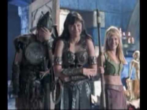 Xena Warrior Princess ...