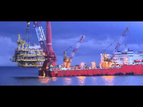 Murphy Oil (M) Installation SNPA in Bintulu, Sarawak