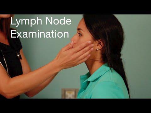 Lymph Node Examination- Head and Neck - YouTube