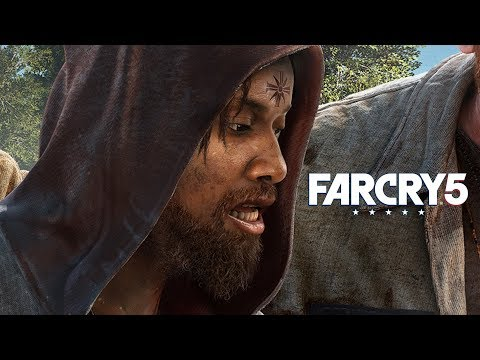 FAR CRY 5 *NEW* COMPOUND BOW, JESS BLACK & FAR CRY ARCADE!   Walkthrough Gameplay (PS4 Pro)