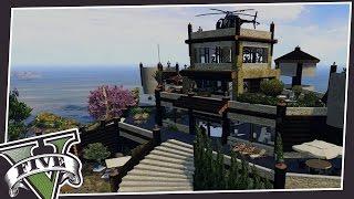 MY PRIVATE ISLAND CASTLE!