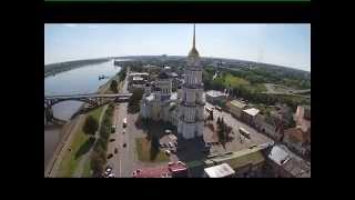 �������� ���� Ярославские путешествия. Рыбинск ������