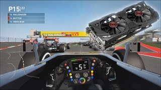 F1 2014 - ASUS Strix GeForce GTX 970 Ultra Benchmark HD