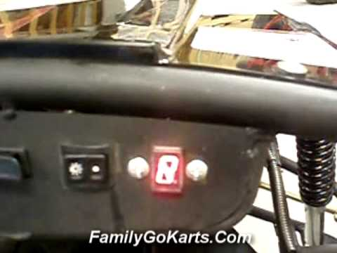 hqdefault starting your jeep t125 gokart from familygokarts com youtube  at reclaimingppi.co
