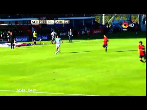 Gol de Sebastian Luna - San Lorenzo 0 Vs 1 - Belgrano Cba - Fecha 9 - Liga Argentina