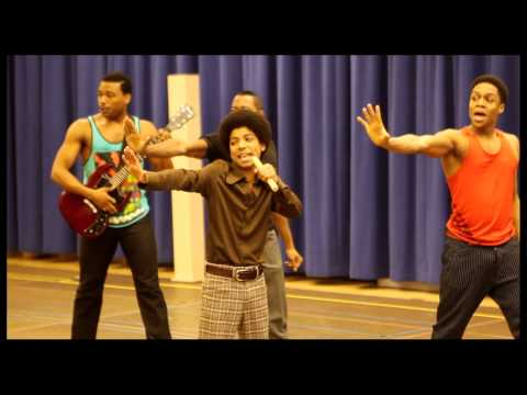 "Get Ready! Berry Gordy Offers a Swingin' Sneak Peek at ""Motown: The Musical"""