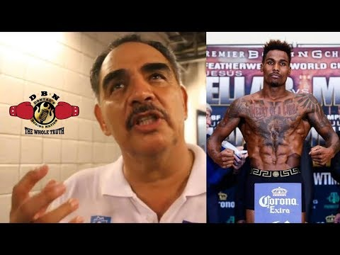 LIVE! GOLOVKINS TRAINER (ABEL) RESPONDS TO JERMELL CHARLO'S CHALLENGE, TALKS GASSIEV AND MORE