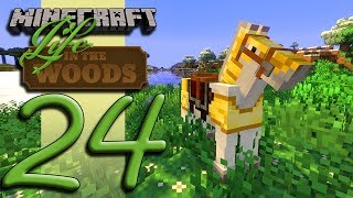 Minecraft Life In The Woods - EP24 - Travel Buddy