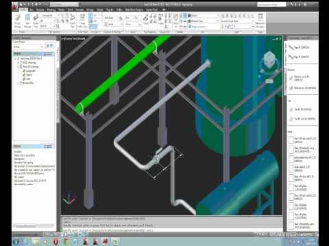 PROCAD NetCafe Autocad Plant 3D 2012