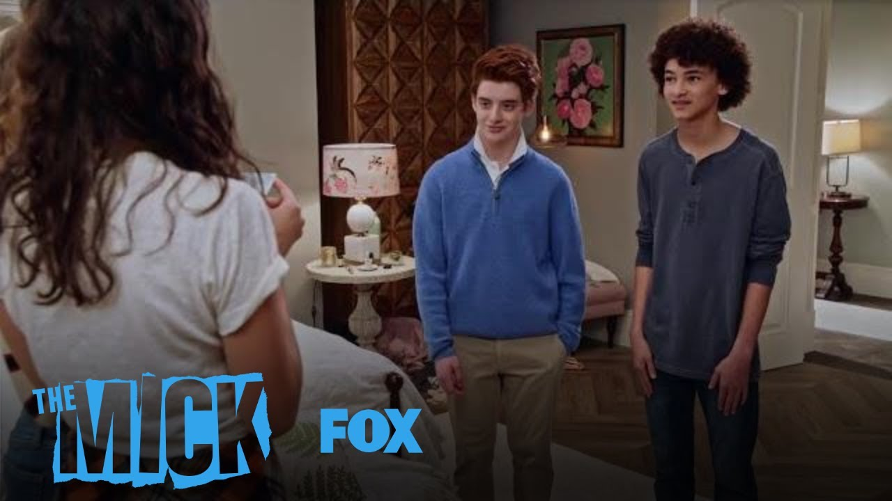Chip Convinces Sabrina To Let Him & His Friend Join The Party | Season 2 Ep. 16 | THE MICK