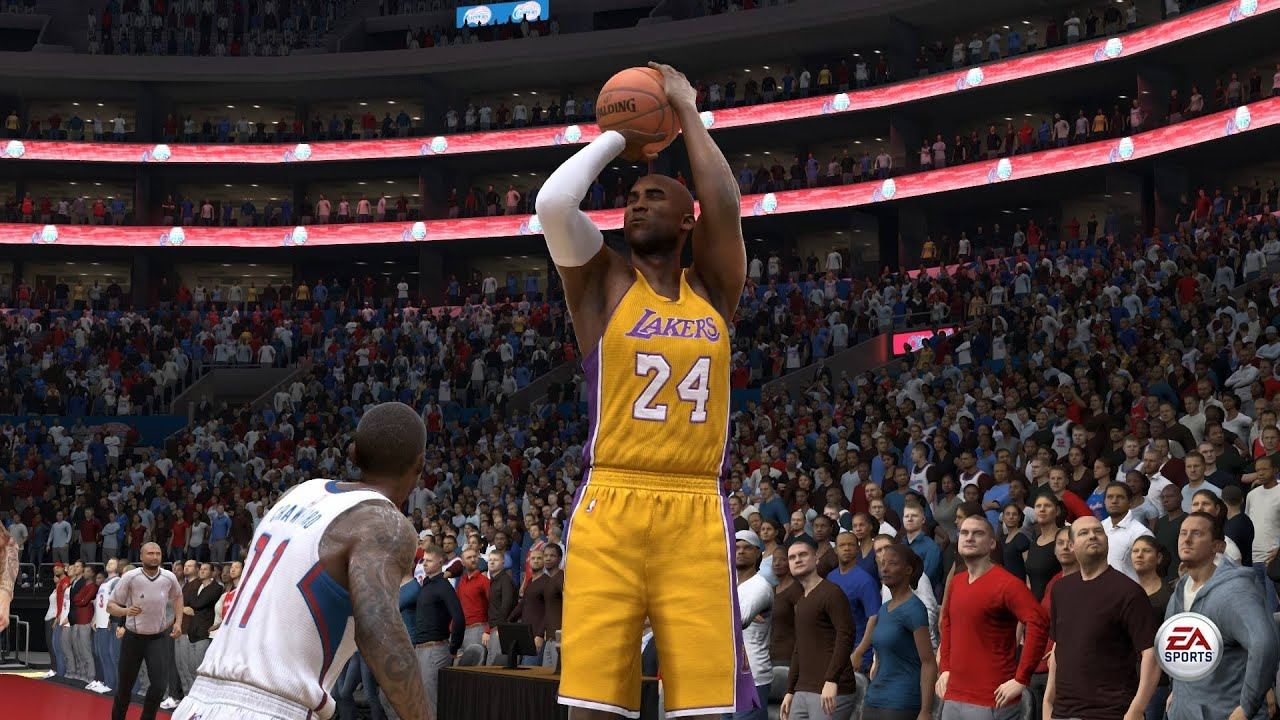 NBA 2015 - Los Angeles Lakers vs Los Angeles Clippers ...