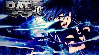 Rap do Kirito | Eu lutarei até o fim | Sword Art Online | VG Beats