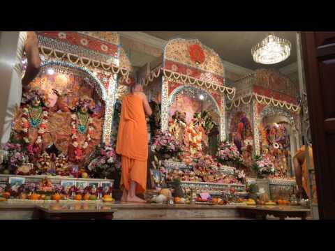 Janmastami 2016 Early Afternoon Live Stream - Hare Krishna Melbourne
