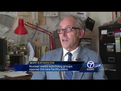 Nuclear waste may be stored above ground at WIPP