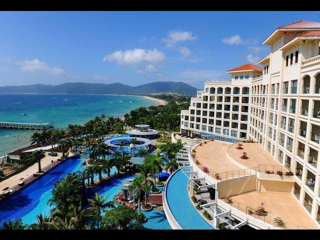 Обзор отеля Holiday Inn Resort Yalong Bay, видео