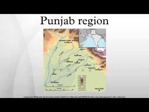 Punjab region
