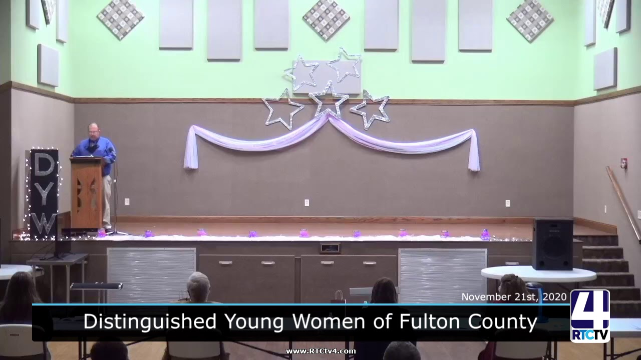 Distinguished Women of Fulton County 11 21 20