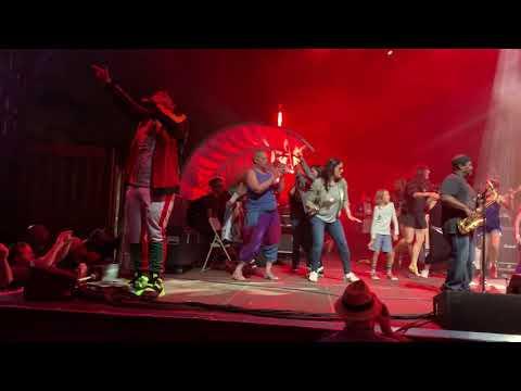 George Clinton & Parliament - Funkadelic Live NYC #6 06/04/19