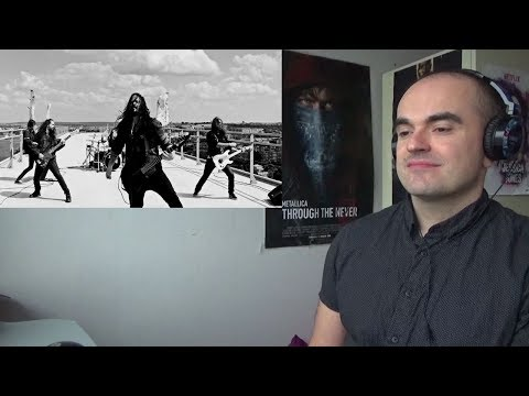 Evergrey - King Of Errors Reaction