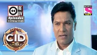 vuclip Weekly Reliv | CID | 23rd September to 29th September 2017 | Episode 1179 to 1185