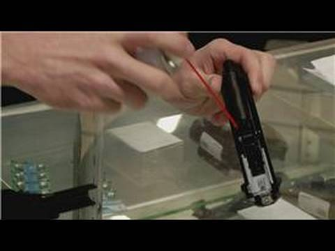 Airsoft Guns : How to Oil an Airsoft Gun