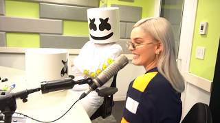 Marshmello & Anne-Marie Talk About the Success of 'Friends'