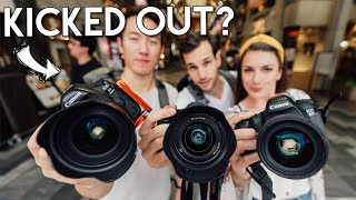 EPIC 10 Minute PHOTO Challenge in a Market Japan! Ft. Alex & Nelly