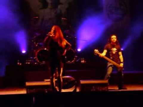EPICA @ Montevideo 3 Martyr of the free world