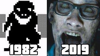 Короче говоря, эволюция игр Ужасов 1982-2019