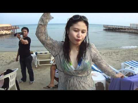 Mouwasat Dammam - beach gimikeros at Baher Villa/joyride trip